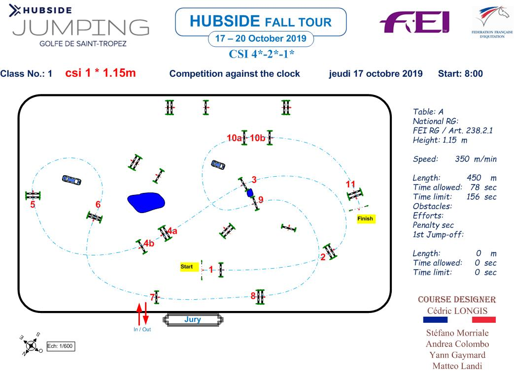 Hubside Fall Tour October