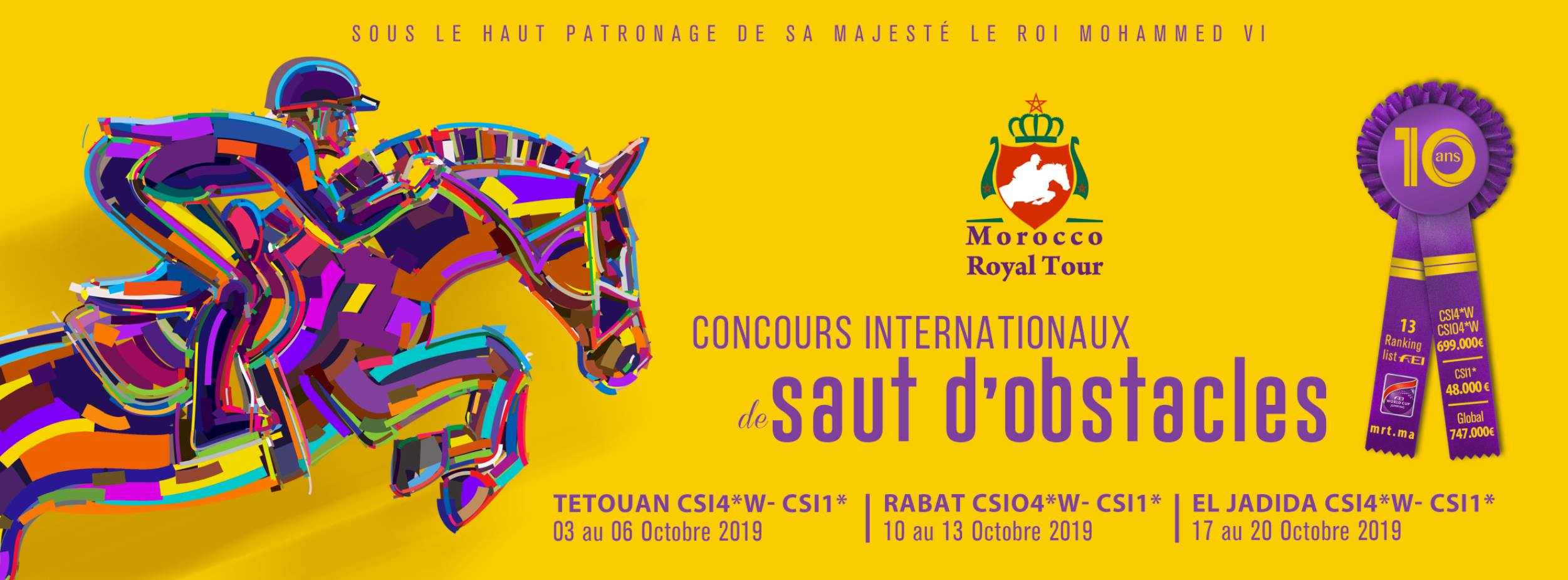 Morocco Royal Tour Csio4 W Rabat 2019