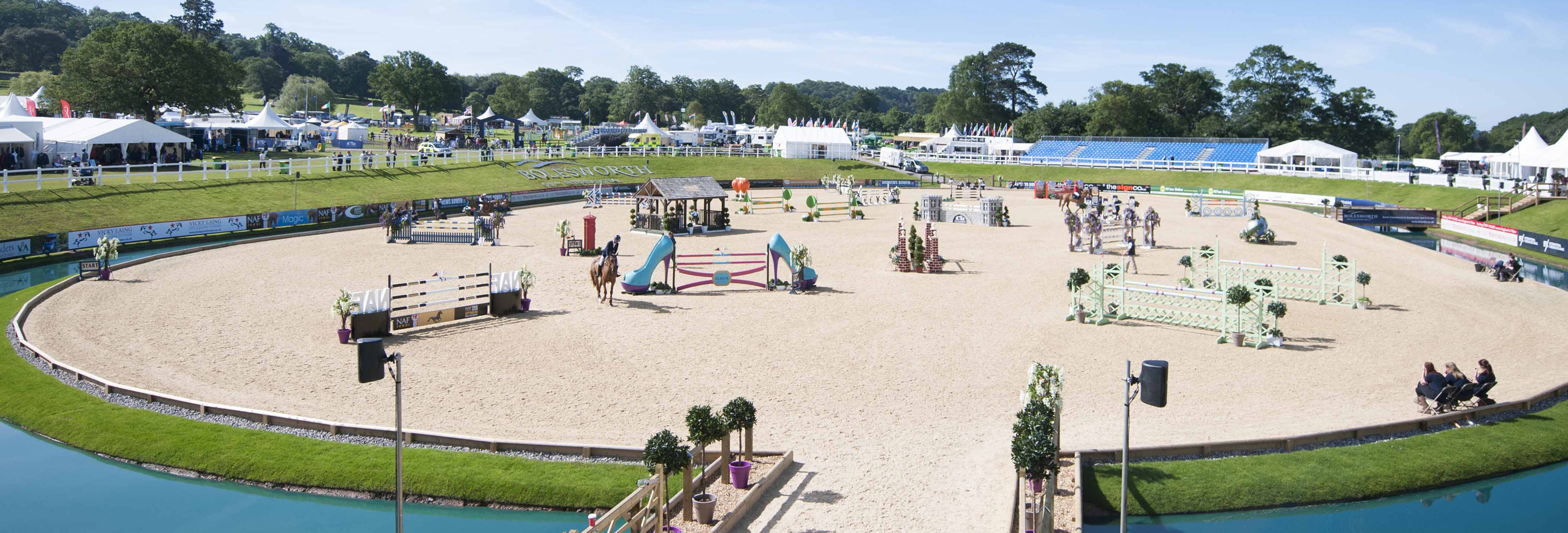 Equitop Bolesworth Young Horse Championships 2019